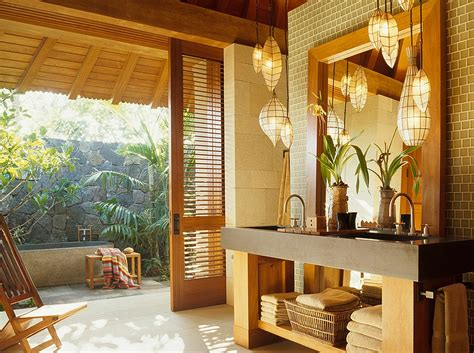 tropical bathroom ideas 23 amazing inspirations that get the bathroom outside