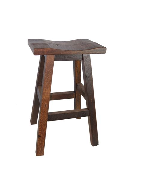 Barnwood Bar Stools by Barnwood Bar Stool 30