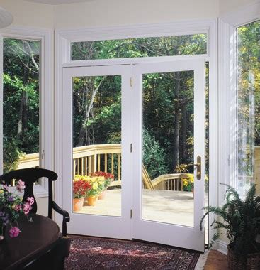 Pella Hinged Patio Doors Pella 450 Series Hinged Patio Door Remodelista