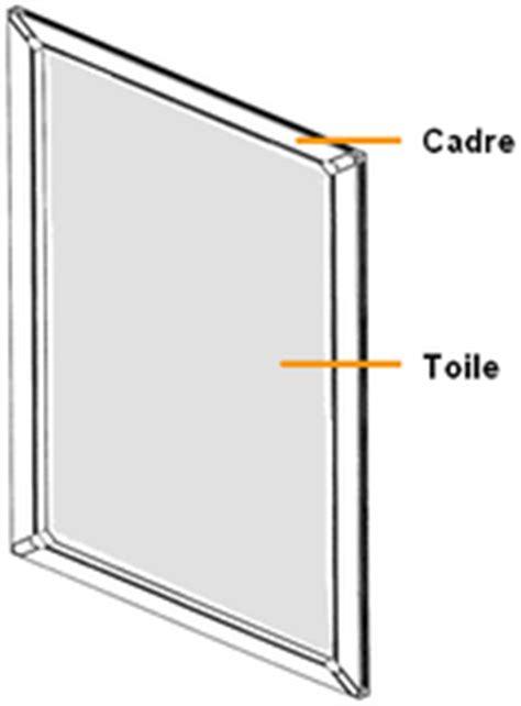 cadre tableau 1651 moustiquaire sur mesure moustiquaire cadre fixe equilibre