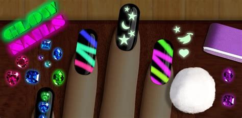 Manicure Spelletjes by Glow Nails Manicure 187 Android 365 Free