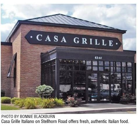 grilli in casa casa grille the indiana insider