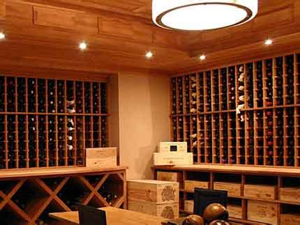 beleuchtung weinkeller wine cellar innovations custom made wine cellar lighting