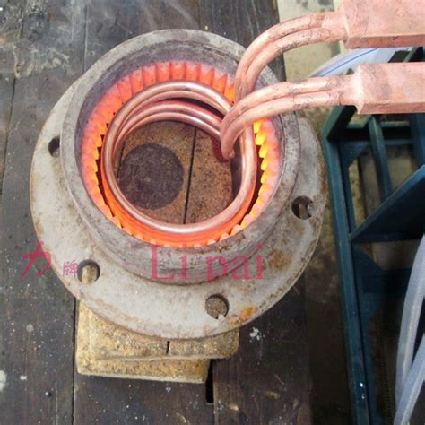 induction heating line water system high frequency induction heating machine for gear with water cooling system buy induction