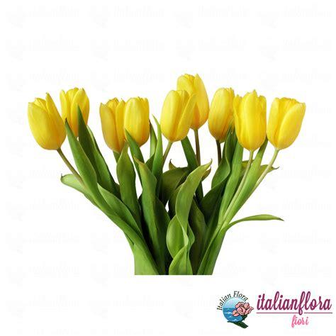 fiori gialli messina vendita tulipani gialli consegna a domicilio