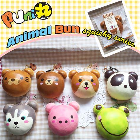 jumbo animal bun bread series