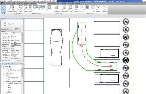 autoturn for autodesk 174 revit 174 vehicle swept path analysis