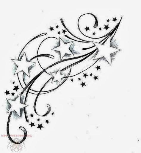 stars and flowers tattoo designs foot tattoos for tattoos designs flower