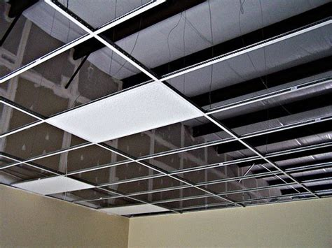 What Is A Suspended Ceiling by Drop Ceiling Lighting Panel Recessed Bedroom Livingroom