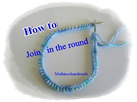how to join knitting in the how to knitting basic join in the