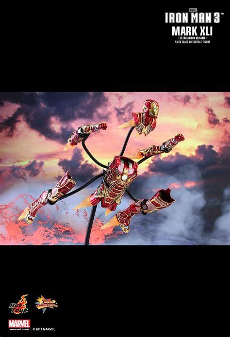 Toys Iron 41 Bones Retro toys iron 3 iron xli 41 bones retro armor version