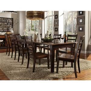 11 Piece Dining Room Set A America Furniture Bristol Point 11 Piece 60x38 Extension