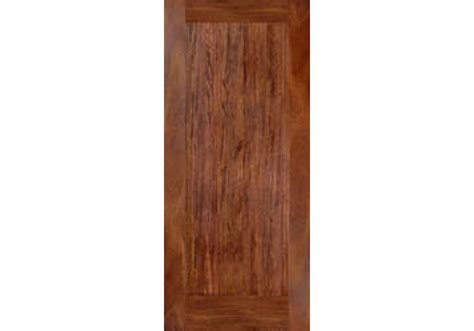 Ma110 1 Panel Shaker Flat Panel No Sticking Mahogany Flat Panel Interior Door