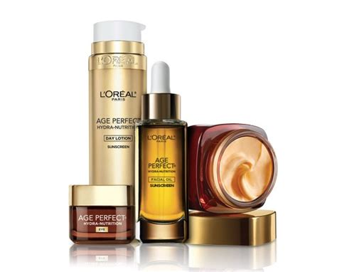 Loreal Bewerbung Email Free Sle Of L Oreal Age Hydra Nutrition