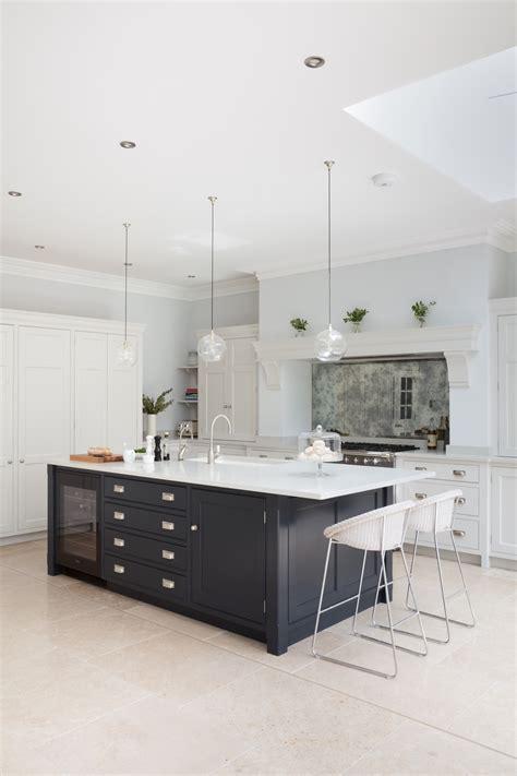 open plan luxury kitchen london