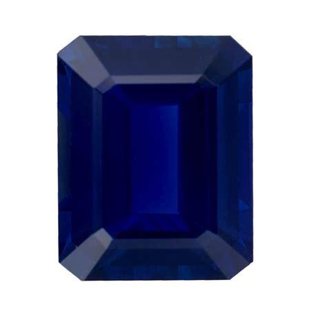 48 Crt Blue Saphire Safir Cutting emerald cut blue sapphires emerald blue sapphires do
