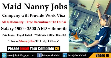 cleaner jobs in dubai housemaid cleaning jobs in dubai 2018 nanny babysitting jobs