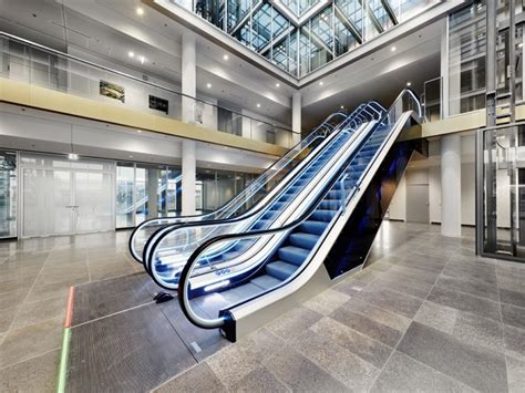 Home Interiors Products Velino Escalator By Thyssenkrupp