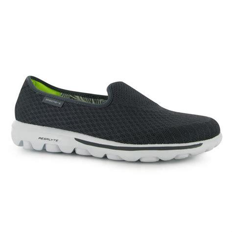 skechers womens go walk lightweight slip on