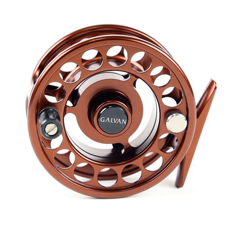 Galvan Rush Light Fly Reel Review Trident Fly Fishing