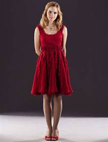 harry potter wip hermines rotes kleid hobbyschneiderin