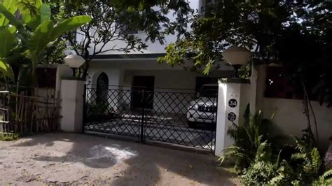 buy a house in chennai bishop garden house in chennai india youtube