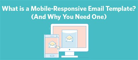 What Is A Mobile Responsive Email Template And Why You Need One What Is Responsive Email Template