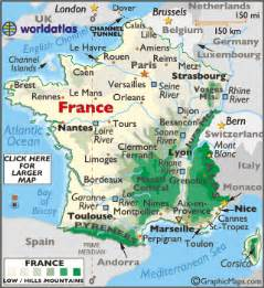 Paris On World Map by Paris Photos France Map Europe Maps France Map