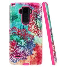 Lg G4 Flower Tpu Silicone Rubber Soft Casing Cover for lg stylus ls770 g stylo transparent 3d