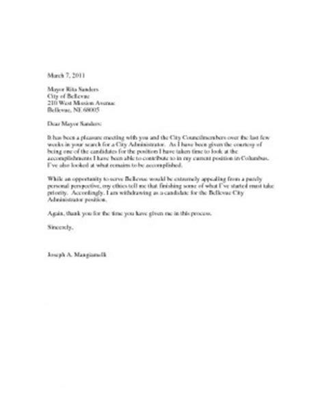 College Withdrawal Letter Pdf Mangiamelli Withdrawal Letter