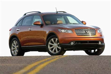 2003 2008 infiniti fx used car review autotrader
