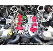 Porsche Cayenne Coolant Temperature Sensor Replacement