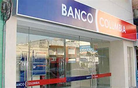 banco columbia prestamos banco columbia prestamos a jubilados creditos bancarios