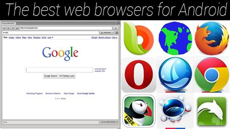 best browser for android 11 best android browsers of 2013