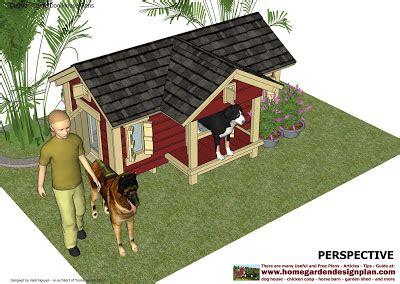 dog house garden home garden plans dh302 insulated dog house plans construction dog house design