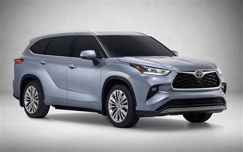 Toyota In 2020 by All New 2020 Toyota Highlander Hybrid Improves Fuel