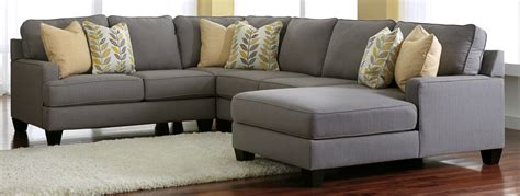 ashley chaise sectional buy ashley furniture 2430217 2430234 2430277 2430255