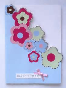 handmade birthday cards for let s celebrate