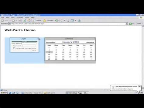 tutorial republic asp net asp net tutorial web parts and personalization part1