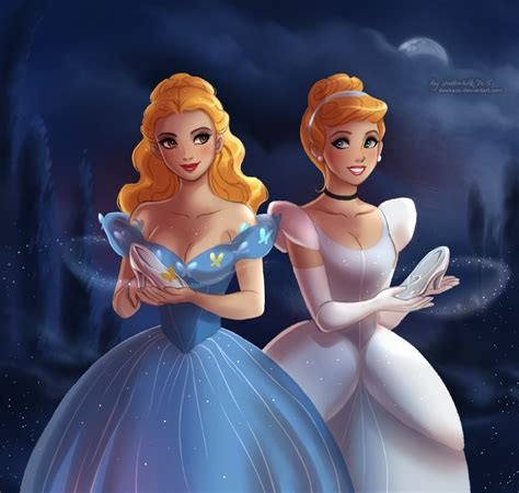 Bantal Cinta Motif Princess Cinderella cinderella ella vs by daekazu on deviantart disney theme disney t 233 ma