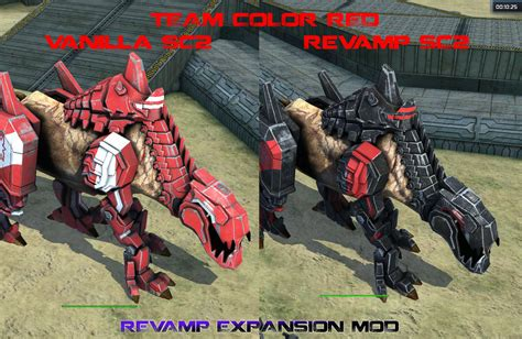 supreme commander mod editing team colors image rev expansion mod rve for