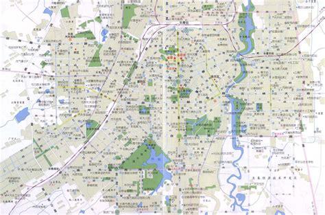 changchun map changchun guide map changchun mappery