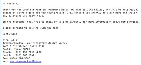 Email Auto Responders   A Quick Tutorial   Creative Agency