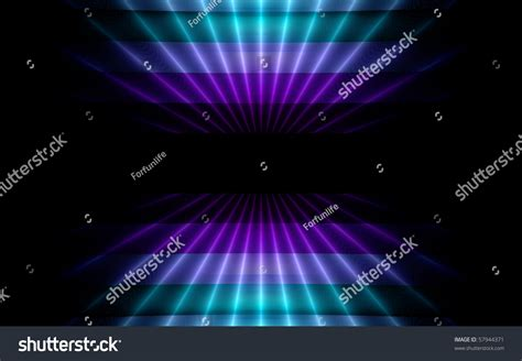 Light Cyber Light Cyber Motion Background Stock Illustration 57944371