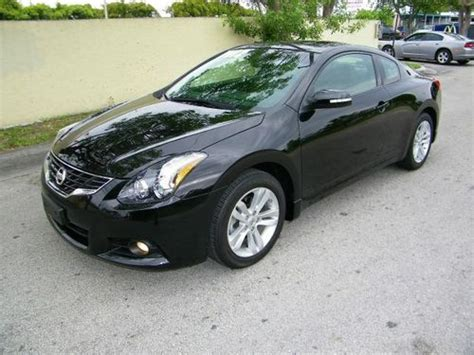 nissan altima sport 2012 purchase used 2012 nissan altima sport coupe no reserve in