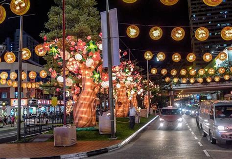 new year 2016 chinatown birmingham new year light up 2016 at chinatown singapore