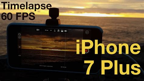 iphone 7 plus sunset hdr 4k 60 fps royan