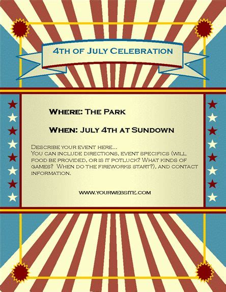 microsoft templates for event flyers pinterest the world s catalog of ideas