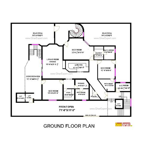700 sq feet house plan 700 sq house design ideas