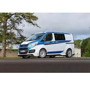 Ford Transit Custom Po Tuningu W M Sport Czyli Limitowana